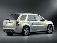 Chevy Fuel Cell EV