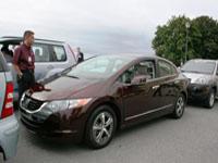 Honda Carity FCX